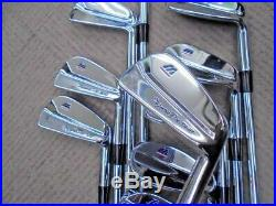 Mizuno Pro TN87 Blades Set 3-P/ GW /SW (10x Pieces) Rare Collectors 1of300 (NEW)