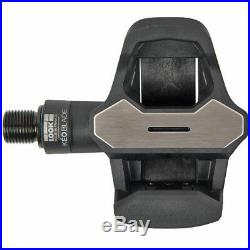 NEW 2018 LOOK KEO BLADE Composite Pedals & Grey Cleat set- BLACK 8Nm