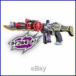 NEW BANDAI Kamen Masked Rider build DX Transteam Gun & Steam Blade set JAPAN F/S