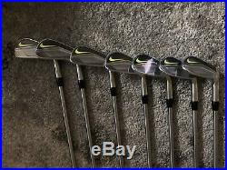 NEW! Nike Vapor Pro Forged Blade Irons 4-PW Project X Pxi 6.0 Steel RH Iron Set