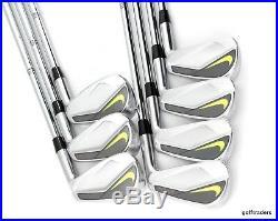 NEW Nike Vapor Pro Forged Blade Irons 4-PW True Temper XP 95 S300 Steel RH Set