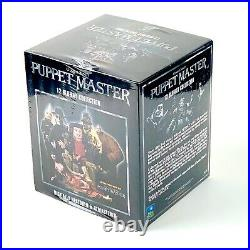 NEW Puppet Master Blu-ray 12 Disc Collection Box Set + Blade The Iron Cross