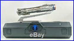 NEW Star Wars Galaxy's Edge BEN SOLO Legacy Lightsaber with36 Blade & Stand Set