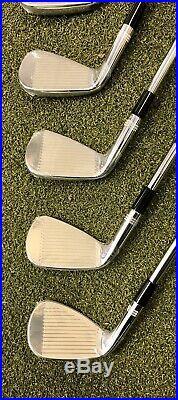 New 2020 Wilson Staff Model Forged Blade Irons 3-PW Stiff Flex Steel Golf Set