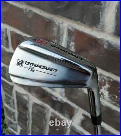 New Classic Dynacraft Blades Iron Set 2 PW 9 Irons Stiff Flex RH