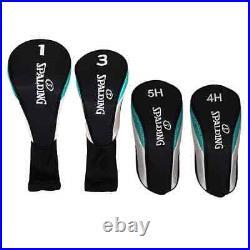 New Spalding Golf- Ladies Spalding Molitor 17 PC Complete Set WithBag Ladies Flex