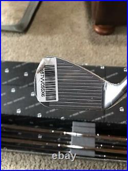 New Taylormade P7MB Iron Set 3-PW X100 Extra Stiff Shaft Right Handed P 7MB
