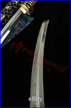 New Top Quality Real Shihozume Blade Japanese Sword Set (katana+wakizashi+tanto)