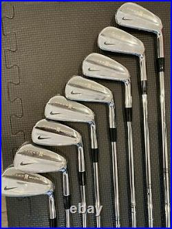 Nike Limited Edition Tiger Woods Set 3-PW X100 / NEW Collectors Set New SEALED