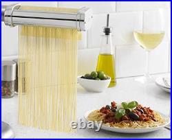 Pasta Cutter Attachment Set For KitchenAid stand mixer 5/4.5/7/6/3.5 Qt