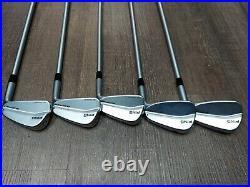 Ping Blueprint iron set 9-5 KBS Tour 120S