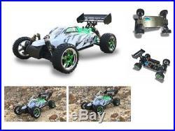 RC Buggy Blade PRO 4WD 70km/h Brushless M 110 RTR 2,4 GHz Aluplatte Komplettset