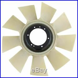 Radiator Fan Clutch & Blade Kit Set for Ford Super Duty 6.0L Powerstroke Diesel