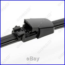 Rear Windscreen Wiper Arm And Blade Set For Skoda Fabia 2 II Estate