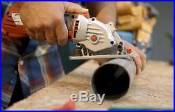 Rotorazer Platinum Compact Circular Saw Set Extra Powerful Deeper Cuts