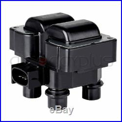 Set of 2 New Ignition Coils FD487 for Ford Contour E250 E350 Van Mustang Lincoln