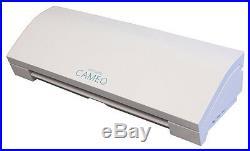 Silhouette Cameo 3 Bluetooth Starter Bundle XTRA Mat Auto Blade 4 Pen Set