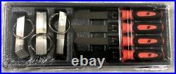 Snap-On Interchangeable Orange Handle Feeler Gage Blade Set (FB336ORG)