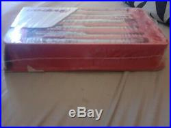 Snap-on interchangeable shank screwdriver set 6 piece blade set SGDMRC60