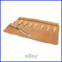 Stanley 16-793 Long Blade Sweetheart 750 Series Socket Chisel Set, (8 Piece)