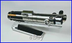 Star Wars Disney Galaxy's Edge REY LUKE ANAKIN Lightsaber/Blade Gift Set