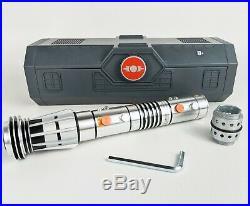 Star Wars Disneyland Galaxy's Edge DARTH MAUL 2X Lightsaber Hilt+Blade Gift Set