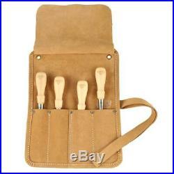 Sweetheart 750 series socket chisel set (4-piece) stanley wood blade thin tool