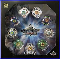 TAKARA TOMY Beyblade burst 1st Generation 20th Anniversary Memorial Box Set B-00