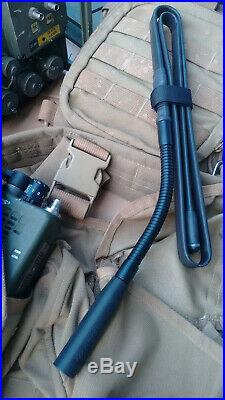 TCA PRC-152A Long Medium Short Foldable Blade Antenna MBITR RADIO SEALS Set