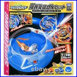Takara Tomy Beyblade Burst B-174 Beyblade Limit -Breakthrough DX Set