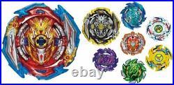 Takara Tomy Beyblade Burst Super King B-173 Vol. 22 Booster Set Of 8