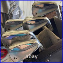 TaylorMade P770 5-PW Stiff Right Hand Iron Set- Brand New DG Shafts
