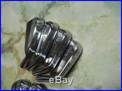 TaylorMade Vintage Blade Set Perfectly Refinished Iron Set