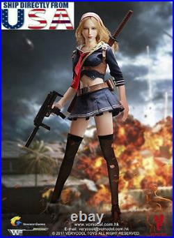 VERYCOOL 1/6 Blade Girl Wefire Third Bomb Female Figure Full Set VC-TJ-03 USA
