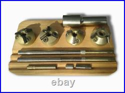 Valve seat cutter ø18-38 mm set With arbide Adjustable Blades cheap kit VK8