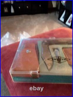 Vintage Rare Western 932 Complete Set NOS! Giant Trapper SawithBlade